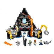 VIZUINA LUI GARMADON DIN VULCAN - LEGO (70631)