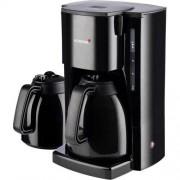 Korona Single-Kaffeemaschine Korona Farbe: Schwarz
