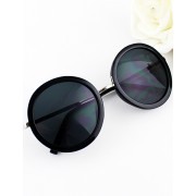 Ochelari de soare vintage negru