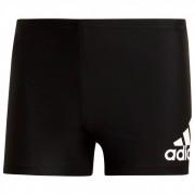 Adidas Fit Boxer Badge Of Sport Pantaloncino da bagno (6, nero)