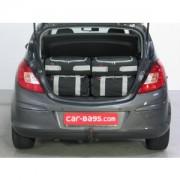 Opel Corsa D 2006-2014 5d Car-Bags Resväskor