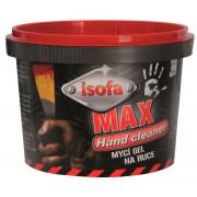 Gel de curatat mainile ISOFA abraziv 450g