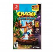 Nintendo Switch Juego Crash Bandicoot N-Sane Trilogy