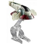 Jucarie Hot Wheels Star Wars Starship Boba Fett Slave 1 Vehicle