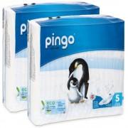 Pingo Pañales Pingo Junior T5 (12-25 Kg) 72 Uds