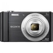 Sony Cyber-Shot DSC-W810B Digital camera 20.1 MPix Optical zoom: 6 ...
