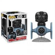 Pop! Vinyl Figurine Pop! Chasseur TIE avec Pilote de TIE Star Wars