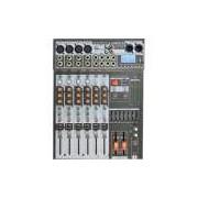 Mesa de Som Sx 802 Fx Soundcraft 8 Canais Usb