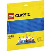 10714 LEGO® CLASSIC Plava građevinska ploča