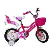 Bicikl za decu Pink Princess 12″ (Model 710)