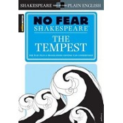The Tempest (No Fear Shakespeare), Paperback/Sparknotes