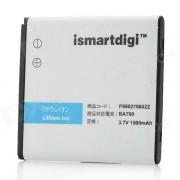 Bateria de repuesto ismartdigi BA700 1500mah 3.7V para sony ericsson mt11i? st18i? mk16i - blanco