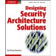 Designing Security Architecture Solutions (Ramachandran Jay)(Paperback) (9780471206026)