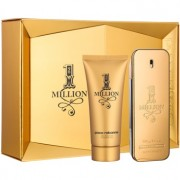 Paco Rabanne 1 Million lote de regalo II. eau de toilette 100 ml + gel de ducha 100 ml