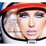 Christina Aguilera - Keeps Gettin' Better A Decade of Hits (0886973861622) (1 CD)