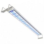 Koohashop Lampa acvariu cu LED 100-110 cm aluminiu IP67
