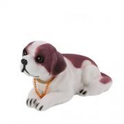 Kangkang@ Car Styling New Cute Bobblehead Dog Doll Car Nodding Dog Shakes His Head Shaking Dog For Car Decoration...