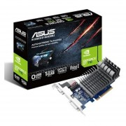 TARJETA DE VIDEO ASUS GT710-SL-1GD5-BRK DDR3 1GB DVI HDMI 64 BIT-negro