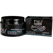 HTI EXPERTS Moustache Beard Wax Tonic (Black)