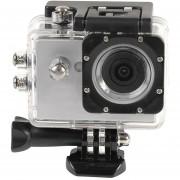 Camara Deportiva Sportcam Contra Agua 1080 Full HD Gadgets One - Plata