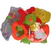 OH BABY Multicolor Baby Rattle (Set Of 4) SE-ET-157