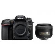 Nikon D7500 + Af-S 35mm Dx - Man. Ita - 4 Anni Di Garanzia In Italia