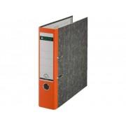 Leitz Ordners 1080 DIN A4 Rugbreedte: 80 mm Oranje 2 beugels 10805045