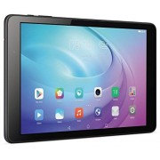 Huawei MediaPad T2 10.0 Pro 25,7 cm (10,1 inch) IPS tablet PC (qualcomm qualcomm-oplossing snapdragon 615, 2 GB RAM, 16 GB HDD, adreno 405 (igp), Wifi, Android 5.1 + emui 3.1) Zwart