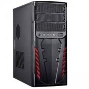 Кутия Golden Field Power Box ATX 1076B 550W с място за SSD, 1076B