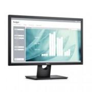 """Монитор Dell E2417H (E2417H-B_5Y), 23.8"""" (60.45 cm) IPS панел, FHD, 8ms, 1000:1, 250 cd/m2, Display Port, VGA"""