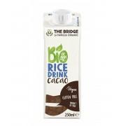 The Bridge Bio Kakaós rizsital (gluténmentes) UHT 250 ml