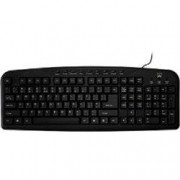 ewent Wired Keyboard EW3130 Black