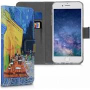 Husa iPhone 6 / 6S Piele ecologica Multicolor 24582.15