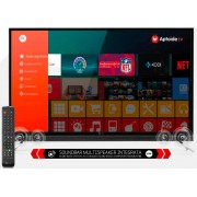 telesystem 28000127 Tv Led 50 Pollici 4k Ultra Hd Dvb T2 / S2 Smart Tv Android Tv Wifi Hdmi Usb - 28000127 Sound50 Smart (Garanzia Italia)