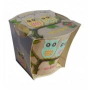 Lumanare Funny Owls Tutti Frutti 115 gr