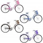Bicicleta Urbana Altera Rbike-002 Retro R26-Multicolor