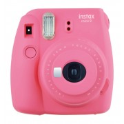 Focus Fujifilm Instax Mini 9 Kamera - Flamingo Pink