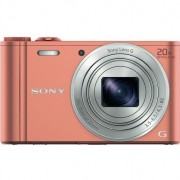 Cámara Digital Sony DSCWX350P.CE3 Rosa 18.2 MP 20X