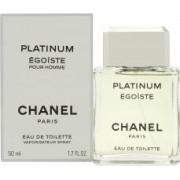 Chanel Egoiste Platinum Eau de Toilette 50ml Vaporizador