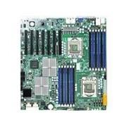 SUPERMICRO X8DTH-6 - Carte-mère - ATX étendu - Socket LGA1366 - 2 CPU pris en charge - i5520 - 2 x Gigabit LAN - carte graphique embarquée