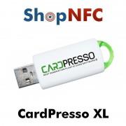 CardPresso XL - Software para imprimir y codificar tarjetas NFC