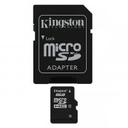 king-sdc4-8g - Kingston microSDHC, Class4, 8GB