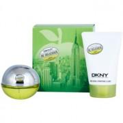 DKNY Be Delicious set cadou XIII. Eau de Parfum 30 ml + Lotiune de corp 100 ml