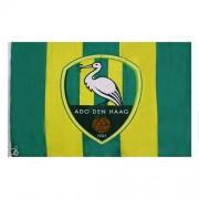 Vlag ado groot 100x150 cm logo