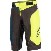 Alpinestars Vector Cykel Shorts Svart Gul 38