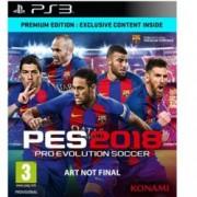 Pro Evolution Soccer 2018 Premium Edition, за PS3