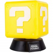 Lampara Question Block Nintendo Original Bloque de Pregunta