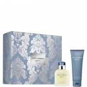 Dolce&Gabbana Dolceegabbana light blue pour homme confezione eau de toilette 75 ML Eau de Toilette + 75 ML After Shave Balm