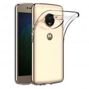 Husa MOTOROLA Moto G5 Plus - Luxury Slim Case TSS, Transparent