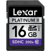 Lexar Professional 16 GB SDHC Class 10 Memory Card